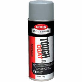 Krylon Industrial Tough Coat Light Gray Sandable Primer - A00341007 - Pkg Qty 12