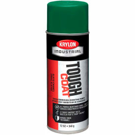 Krylon Industrial Tough Coat Green Rust Inhibitive Primer - A00344007 - Pkg Qty 12