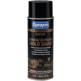Sprayon MR361 Mold Protectant, 13 oz. Aerosol Can - s00361000 - Pkg Qty 12