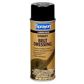 Sprayon SP607 Belt Dressing, 11 oz. Aerosol Can - SC0607000 - Pkg Qty 12