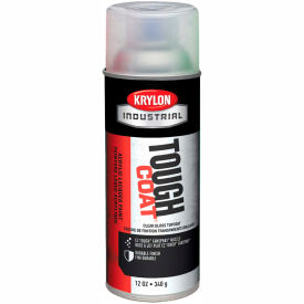 Krylon Industrial Tough Coat Acrylic Enamel Tint Base Gloss Topcoat (Ttl-50) - S01000 - Pkg Qty 12