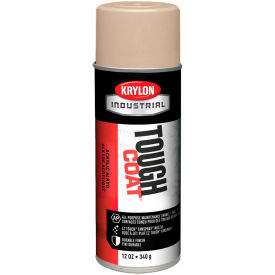 Krylon Industrial Tough Coat Acrylic Enamel Light Beige - A01305007 - Pkg Qty 12