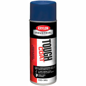 Krylon Industrial Tough Coat Acrylic Enamel Dark Blue