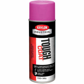 Krylon Industrial Tough Coat Acrylic Enamel OSHA Purple