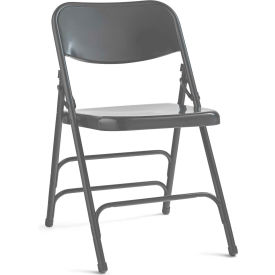 Samsonite Steel Folding Chair - Gray/Gray