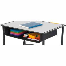 Book Box for AlphaBetter Desk, Black