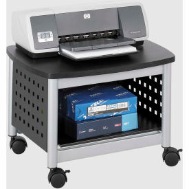 Safco® 1855BL Scoot™ Underdesk Printer Stand