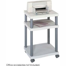 Safco 1860gr Wave Desk Side Printer Stand