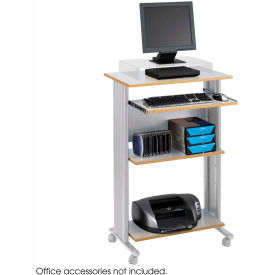 Safco® 1923GR Muv™ Stand-up Workstation - Gray