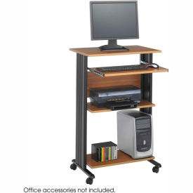 Muv™ Stand-up Workstation - Medium Oak