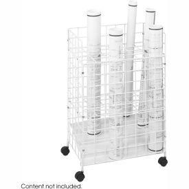 Wire Roll File - 24 Compartment