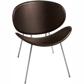 Sy Guest Chair, Brown
