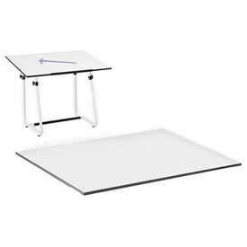 "Horizon / Vista Drawing Table Top - 42"" x 30"""