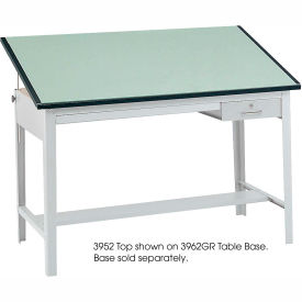 """Precision Drafting Table Top Only - 60""""W x 37-1/2""""D"""