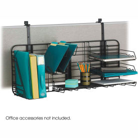 Wire Grid Compact  Partition Panel Organizer