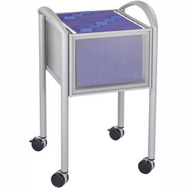 Safco® Impromptu® 5375 Open Top Mobile File Cart - Gray