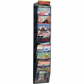 10 Pocket Onyx Magazine Rack