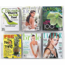See-Thru 6 Magazine Display