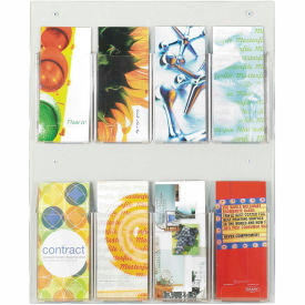 See-Thru 8 Pamphlet Display