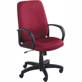 Balance Executive High-Back Seating - Burgundy