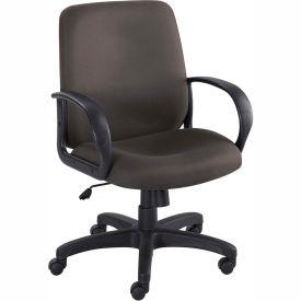 Balance Executive Mid-Back Seating - Black