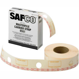 Film Laminate Carrier Strips for MasterFile 2