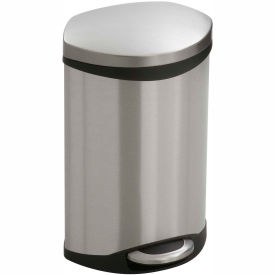 Step-On Receptacle - 3 Gallon SS