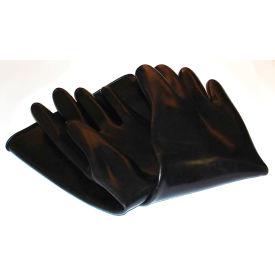 ALC 11640 Blast Gloves, Rubber by