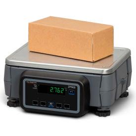 "Avery Weigh-Tronix ZP900 12"" x 14"" Digital Postal Scale 10 Lb. Capacity x 150 Lb. Readability"