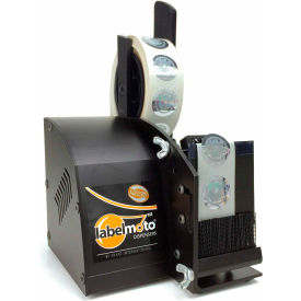 "START International LD3500 2-1/4""W x 4""L High-Speed Electric Clear Label Dispenser for Small Labels"