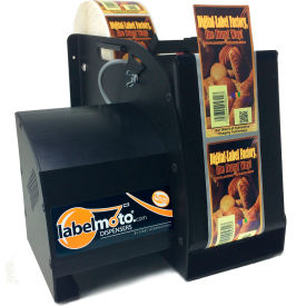 "START International LD8050 High-Speed Electric 5""W x 12""L Label Dispenser for Long Labels"