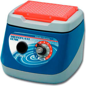 GENIE SI-0400 Analog MicroPlate Genie Microplate Mixer, 120V by