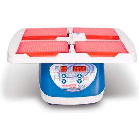 GENIE SI-4000A Digital Multi-MicroPlate Genie Pulse Microplate Mixer, 120V by