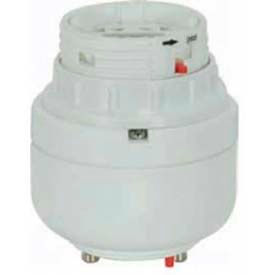 Satco 80-1869 Phenolic CFL Lampholder w/Uno Ring G24q-3 GX24q-3 0.34A 26W-120V 2-3/4-in.Height by