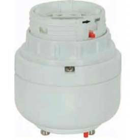 Satco 80-1891 Phenolic CFL Lampholder w/Uno Ring G24q-3 GX24q-3 0.34A 32W-120V by