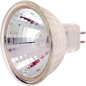 Satco S1978 50mr16/Fl 50w Halogen W/ Minature 2 Pin Round Base Bulb - Pkg Qty 12