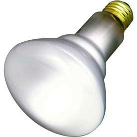 Satco S2808 65br30/Fl 65w Incandescent W/ Medium Base, 120v Bulb - Pkg Qty 12