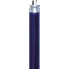 Satco S2904 F4t5/Bl 4w Fluorescent W/ Miniature Bi-Pin Base -Black Light Bulb - Pkg Qty 20