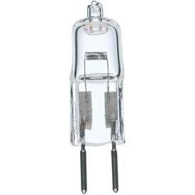 Satco S3120 20t3/Cl 20w Halogen W/ Bi-Pin Base Bulb - Pkg Qty 12