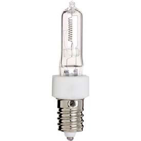 Satco S3134 250Q/CL/E14 250W Halogen w/ European Base