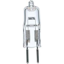 Satco S3160 35T4/CL 35W Halogen w/ Bi-Pin Base, 12V