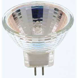 Satco S3194 5mr11/Nsp  5w Halogen W/ Sub Minature 2 Pin Base Bulb - Pkg Qty 12