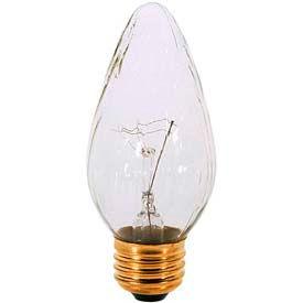 Satco S3365 25f15/Au 25w Incandescent W/ Medium Base Bulb - Pkg Qty 25