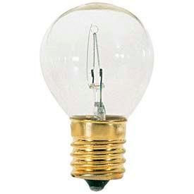 Satco S3628 15s11/N 15w General Service W/ Intermediate Base Bulb - Pkg Qty 10
