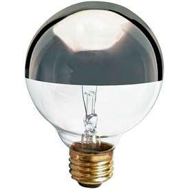 Satco S3860 25g25/Sl 25w Incandescent W/ Medium Base Bulb - Pkg Qty 6