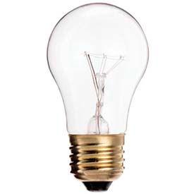 Satco S3948 15a15 15w Incandescent W/ Medium Base Bulb - Pkg Qty 120
