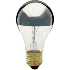 Satco S3955 60a/Sl 60w Incandescent W/ Medium Base Bulb - Pkg Qty 24