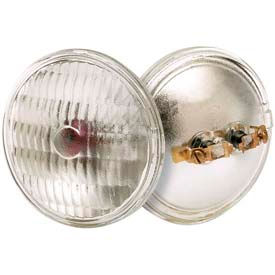 Satco S4300 4014 Emergency Bldg Lamp 18W Sealed Beam w/ Screw Terminal Base