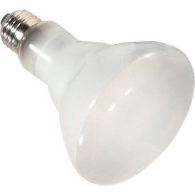 Satco S4415 65 Watt Br30 Halogen Light Bulb, Medium Base, 900 Lumens