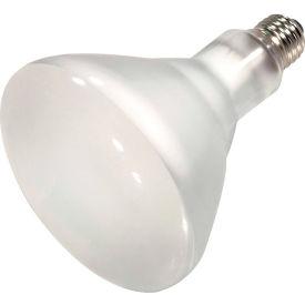 Satco S4516 65 Watt Br40 Halogen Light Bulb, Medium Base, 920 Lumens